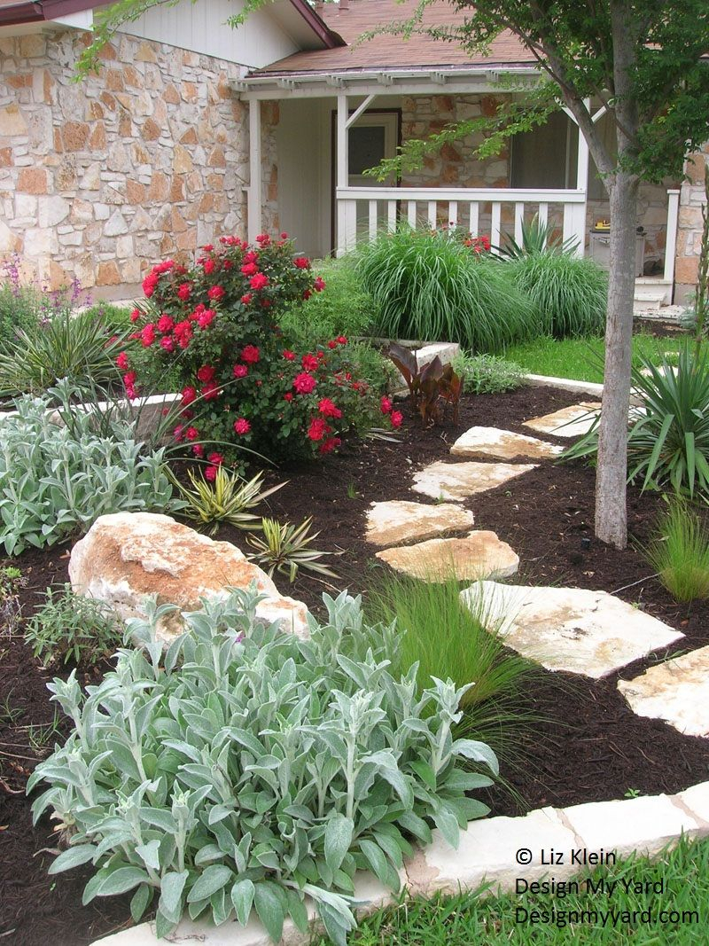 How To Landscape Tips For The Garden Front Yard Landscaping with 13 Awesome Initiatives of How to Makeover Texas Backyard Ideas