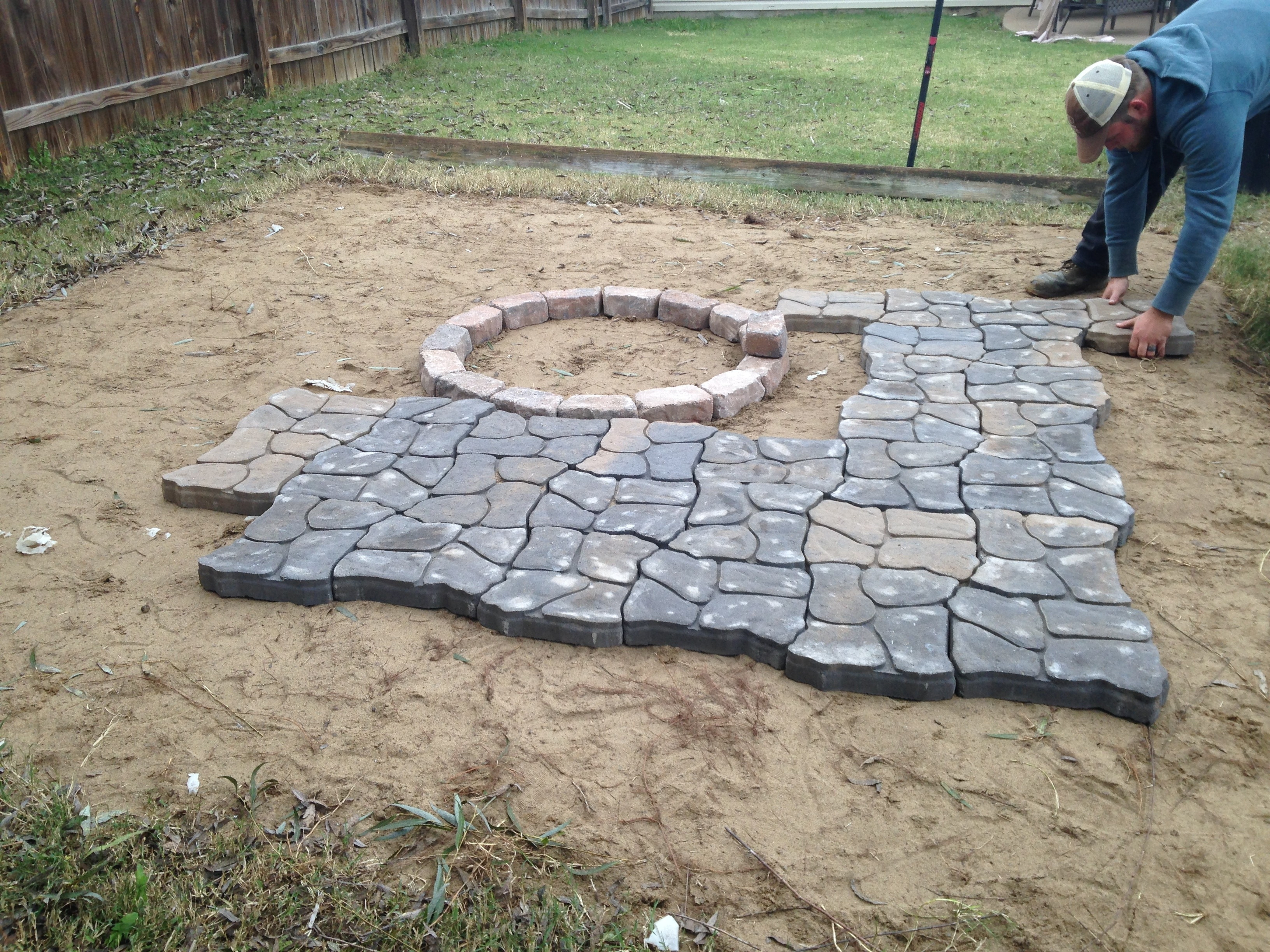 How To Lay Stone Patio Elegant Patio 1 Lowes Patio Pavers How To intended for 12 Awesome Ideas How to Improve Lowes Backyard Ideas