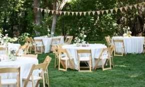 Ideas 14 Stunning Backyard Wedding Decorations Backyard Pertaining for Small Backyard Wedding Ideas