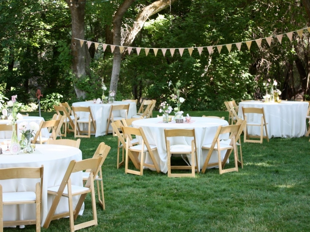 Ideas 14 Stunning Backyard Wedding Decorations Backyard Pertaining in 10 Awesome Ideas How to Make Backyard Wedding Reception Ideas On A Budget