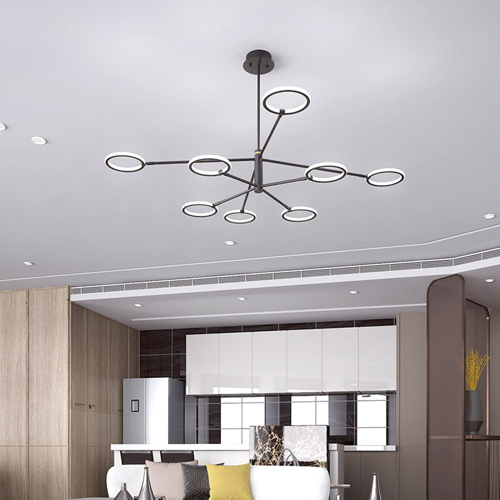Indoor Led Ceiling Chandelier Lighting Daily Light Living Room for 11 Some of the Coolest Designs of How to Craft Modern Chandeliers For Bedrooms