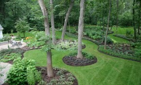 Landscape Design Ideas For Large Backyards Credible Home Decor pertaining to 15 Genius Tricks of How to Upgrade Landscaping Ideas For Big Backyards