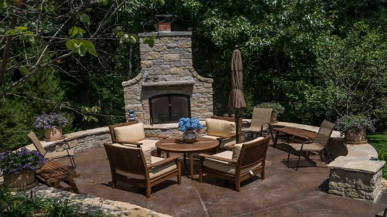 Landscape Design Ideas Wooded Area Youtube with 11 Awesome Ideas How to Makeover Wooded Backyard Ideas