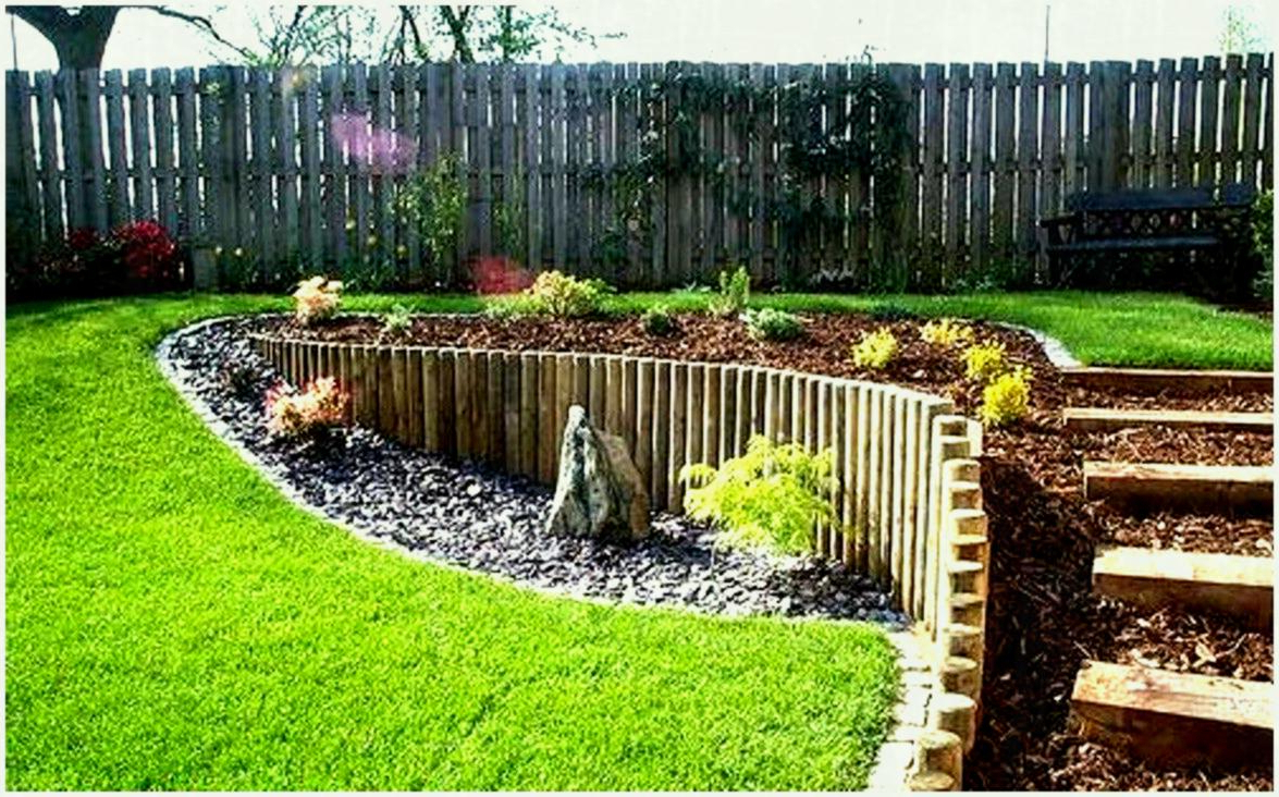 Landscaping Ideas For A Small Sloped Backyard Landscaping Ideas For within 10 Awesome Initiatives of How to Make Landscaping Sloping Backyard Ideas