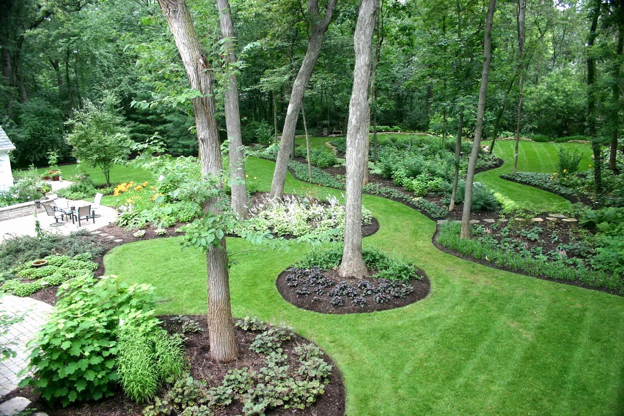 Landscaping Ideas For Sloped Yard Sloped Backyard Landscaping Ideas inside Sloped Backyard Landscaping Ideas