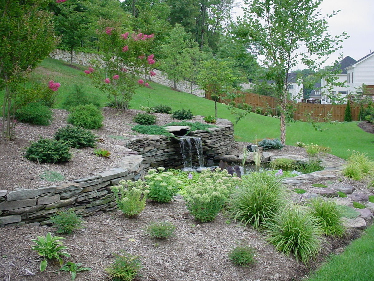 Landscaping Slopes Ideas Photos And Considerations For Your regarding 10 Awesome Designs of How to Make Landscaping For Sloped Backyards