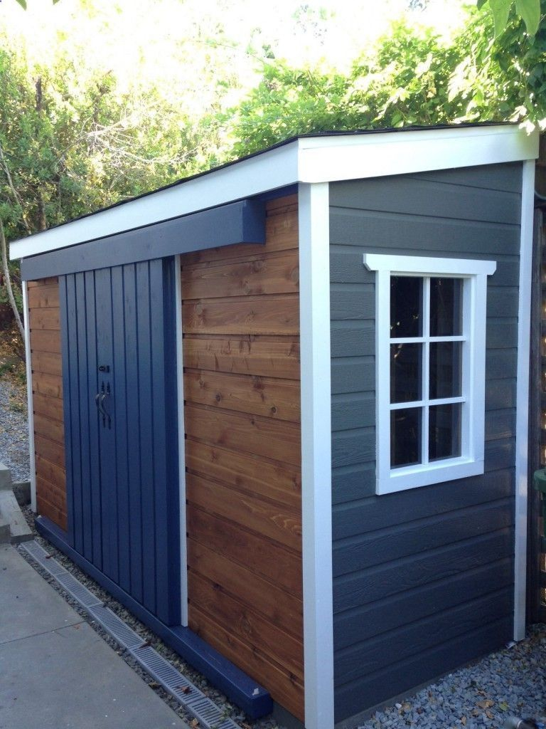 Large Shed Plans How To Build A Shed Outdoor Storage Designs within Backyard Storage Shed Ideas