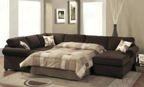 Living Room Set With Sleeper Sofa Sleeper Sofas Leather Comfort with regard to Sleeper Living Room Sets