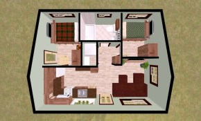 Low Budget Modern 2 Bedroom House Design Floor Plan Youtube with regard to 12 Some of the Coolest Tricks of How to Craft Modern Two Bedroom House Plans