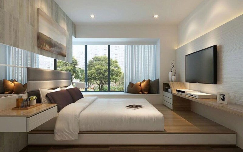 Modern And Luxurious Bedroom Interior Design Is Inspiring intended for 14 Clever Initiatives of How to Makeover Modern Luxury Bedrooms