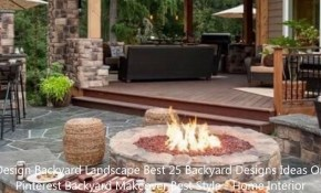 Modern Backyard Backyard Makeover Ideas On A Budget Small Backyard for Backyard Renovation Ideas Pictures