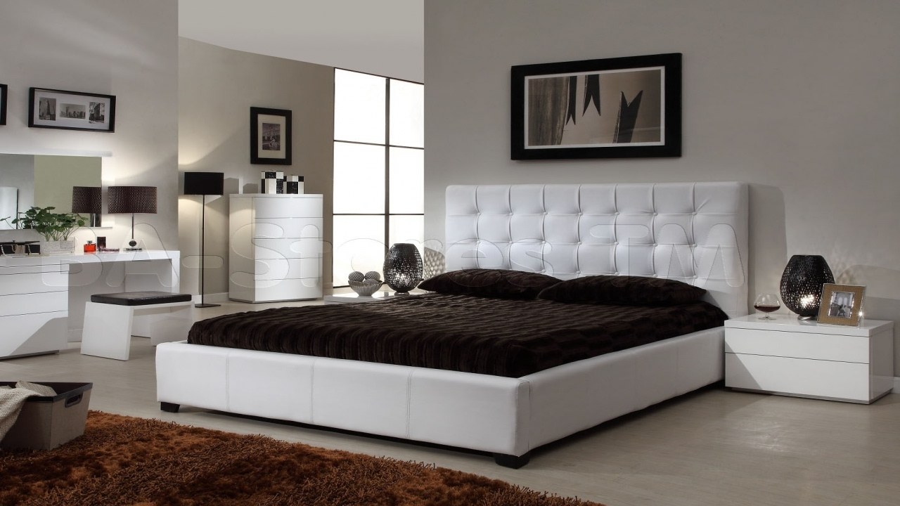 Modern Bedroom Design With Simple Decorating Ideas Youtube regarding Modern Bedroom Styles