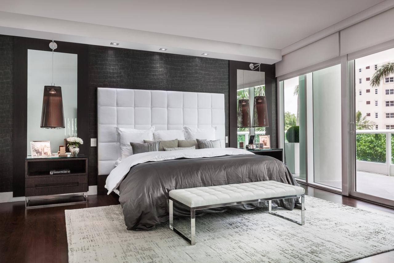 Modern Bedroom Grey 8 43 Gray Bedrooms Play With Coloration Gray within 15 Awesome Ideas How to Improve Modern Gray Bedroom Ideas