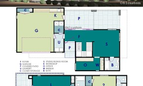 Modern House Plans Floor Plans Contemporary Home Plans 61custom within 12 Some of the Coolest Tricks of How to Craft Modern Two Bedroom House Plans
