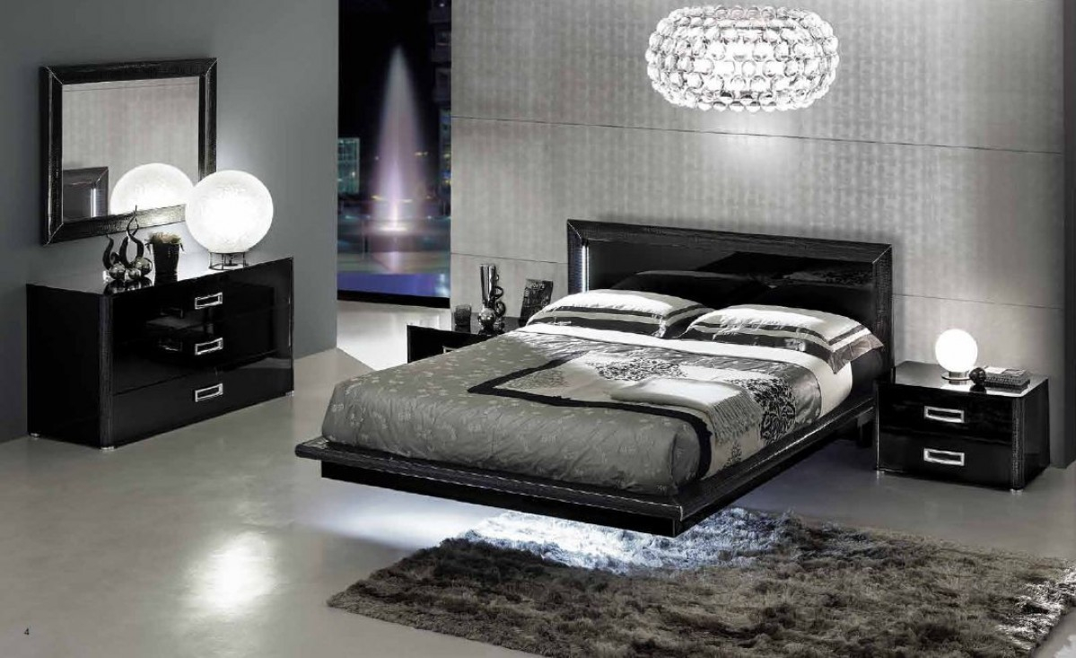 Modern Queen Bedroom Set Furniture Appealing And Relaxing Modern pertaining to 13 Clever Ways How to Craft Modern Bedroom Sets Queen