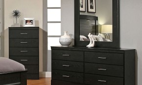 Modwell Black Modern Bedroom Furniture intended for 10 Clever Ways How to Improve Black Modern Bedroom Set