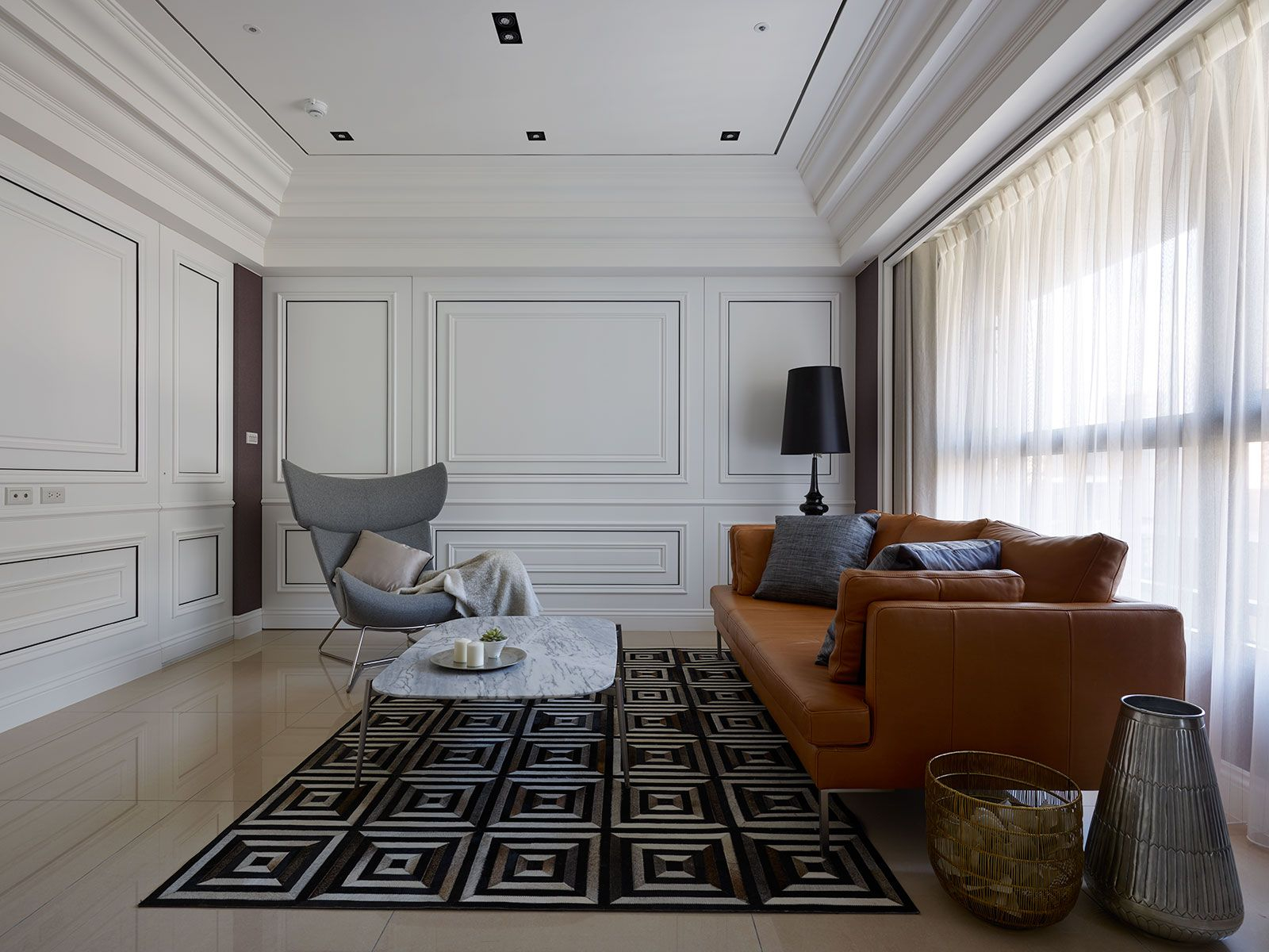 Nice Living Room Setting Featuring Boconcept Furniture Boconcept pertaining to Modern Living Room Settings