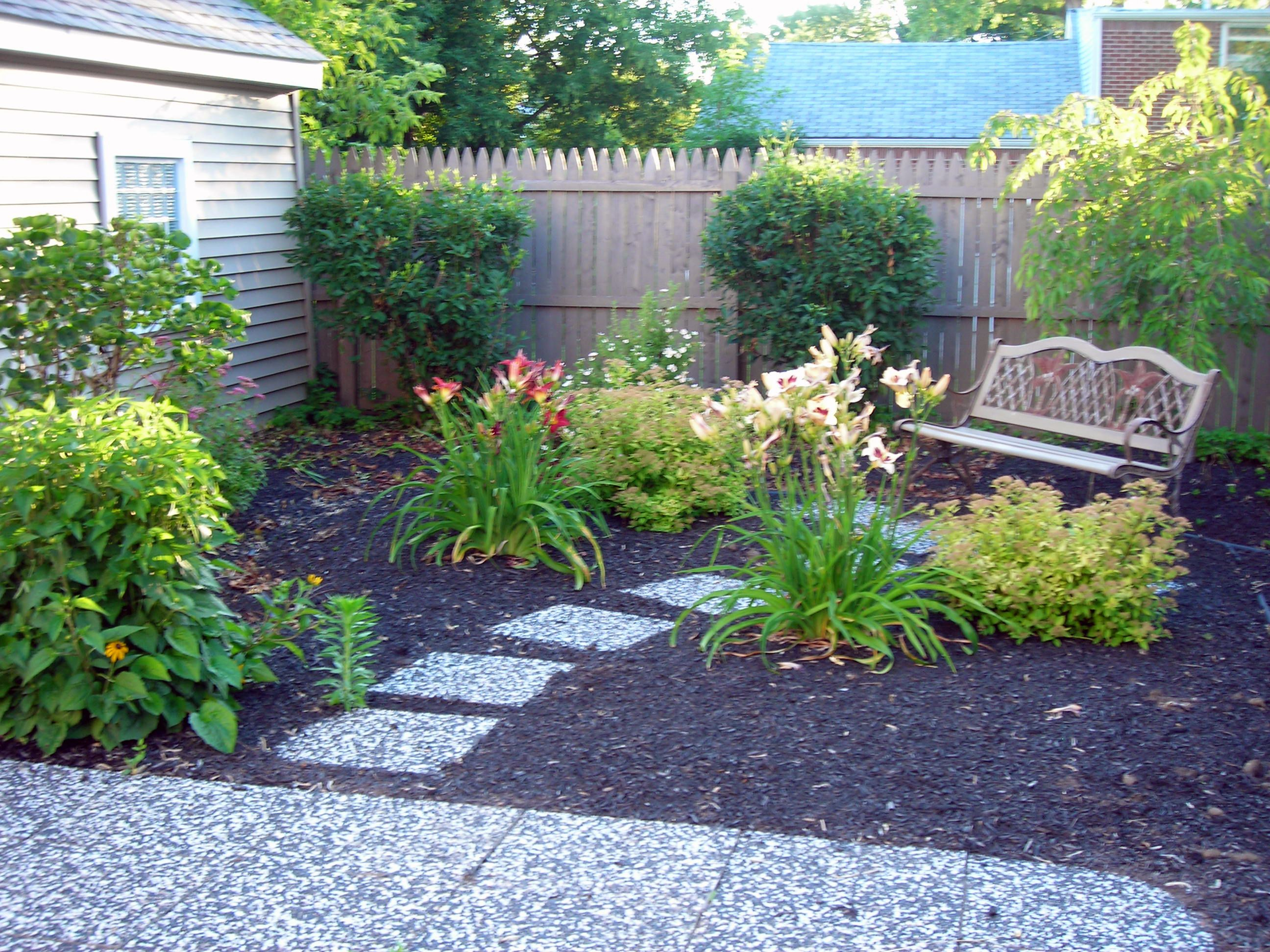 No Grass Backyard Not For The Whole Backyard But The Part That We with 11 Awesome Initiatives of How to Improve Small Backyard Ideas No Grass