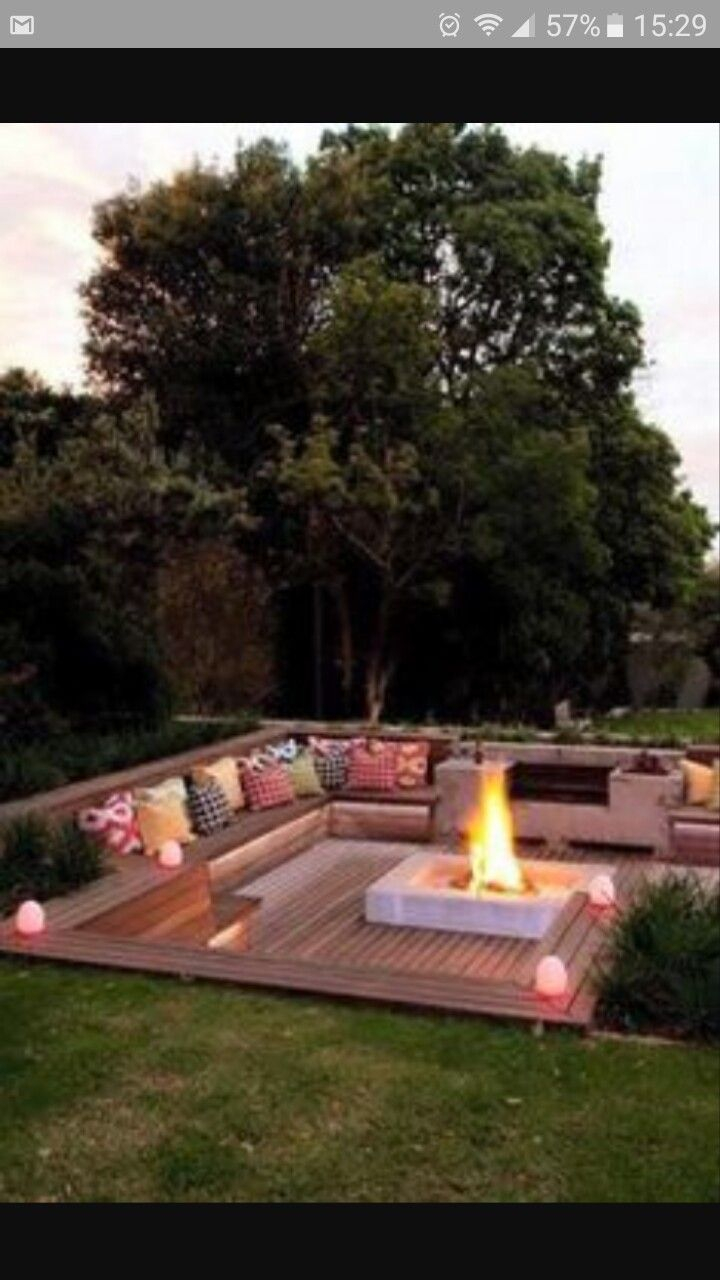 Out Door Seating Built In Ground Ideas For Home Backyard Seating pertaining to 11 Awesome Designs of How to Improve Backyard Ground Ideas