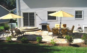 Outdoor Garden Beautiful Patio Landscape Ideas With Outdoor inside 12 Some of the Coolest Tricks of How to Makeover Backyard Patio Landscaping Ideas