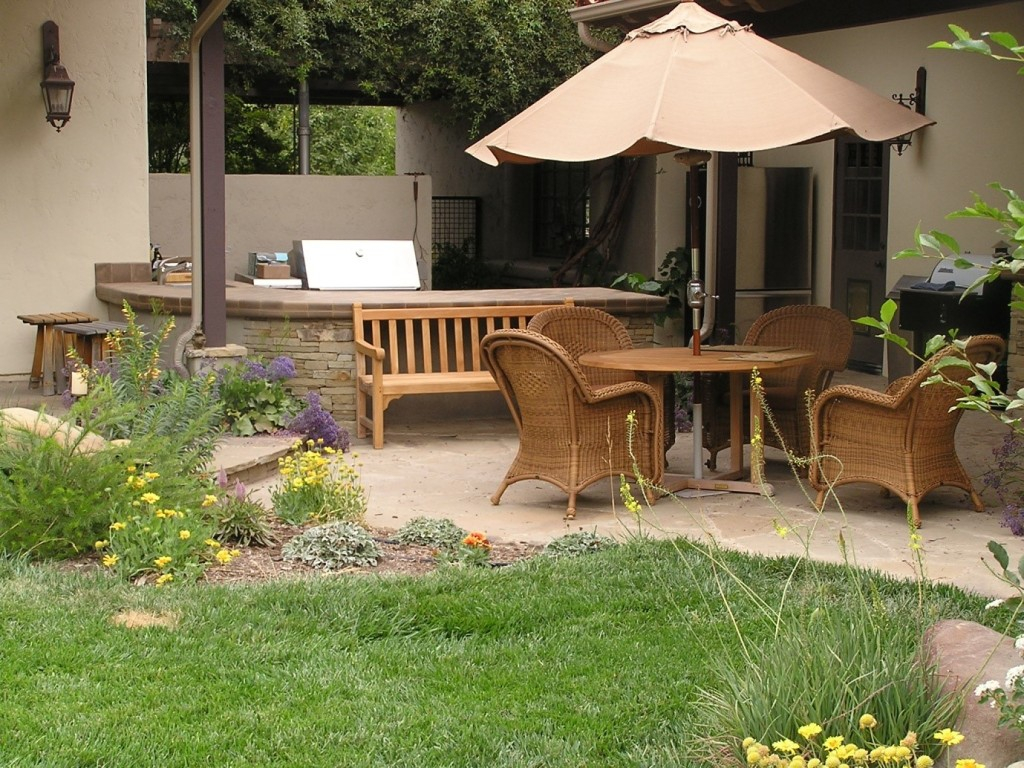 Outdoor Patio Ideas Furniture Freephotoprinting Home Outdoor in 11 Some of the Coolest Concepts of How to Improve Cheap Backyard Patio Ideas