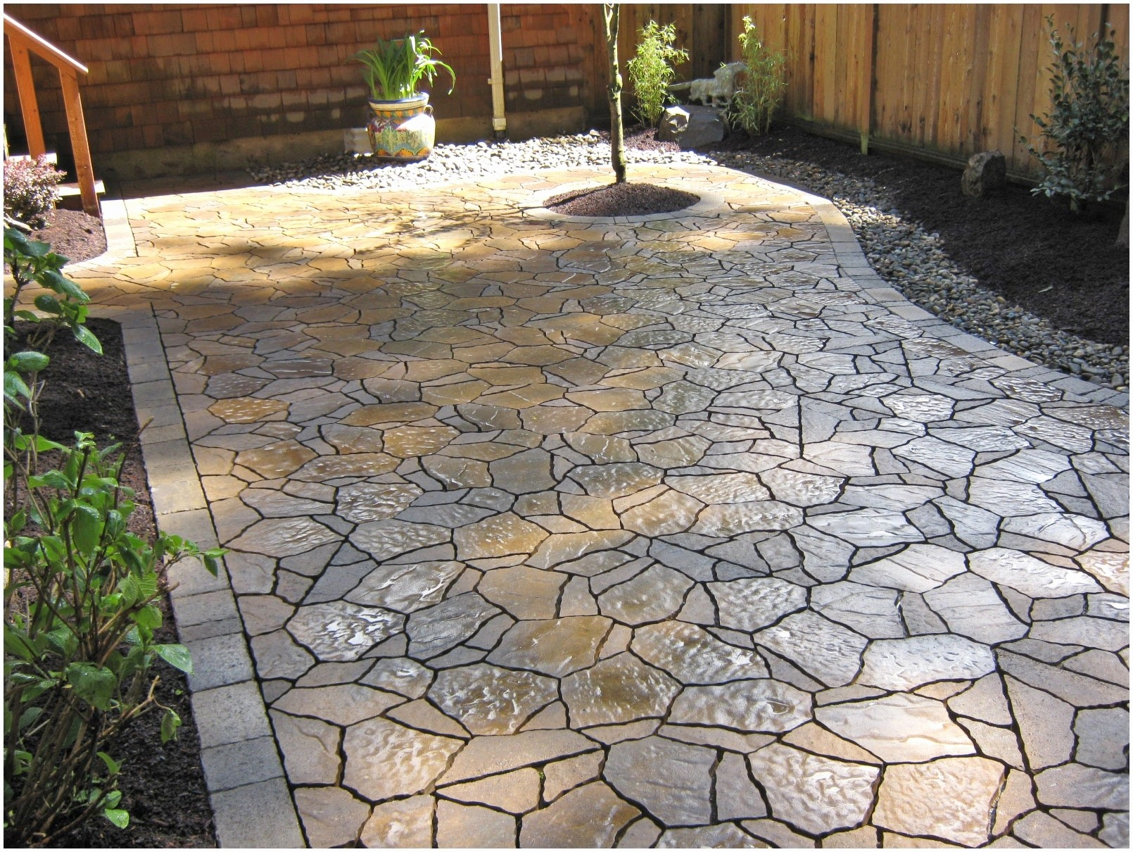 Paver Backyard Ideas Pavers Amazing Patio Landscaping Network For 9 intended for 10 Genius Ways How to Makeover Paver Backyard Ideas