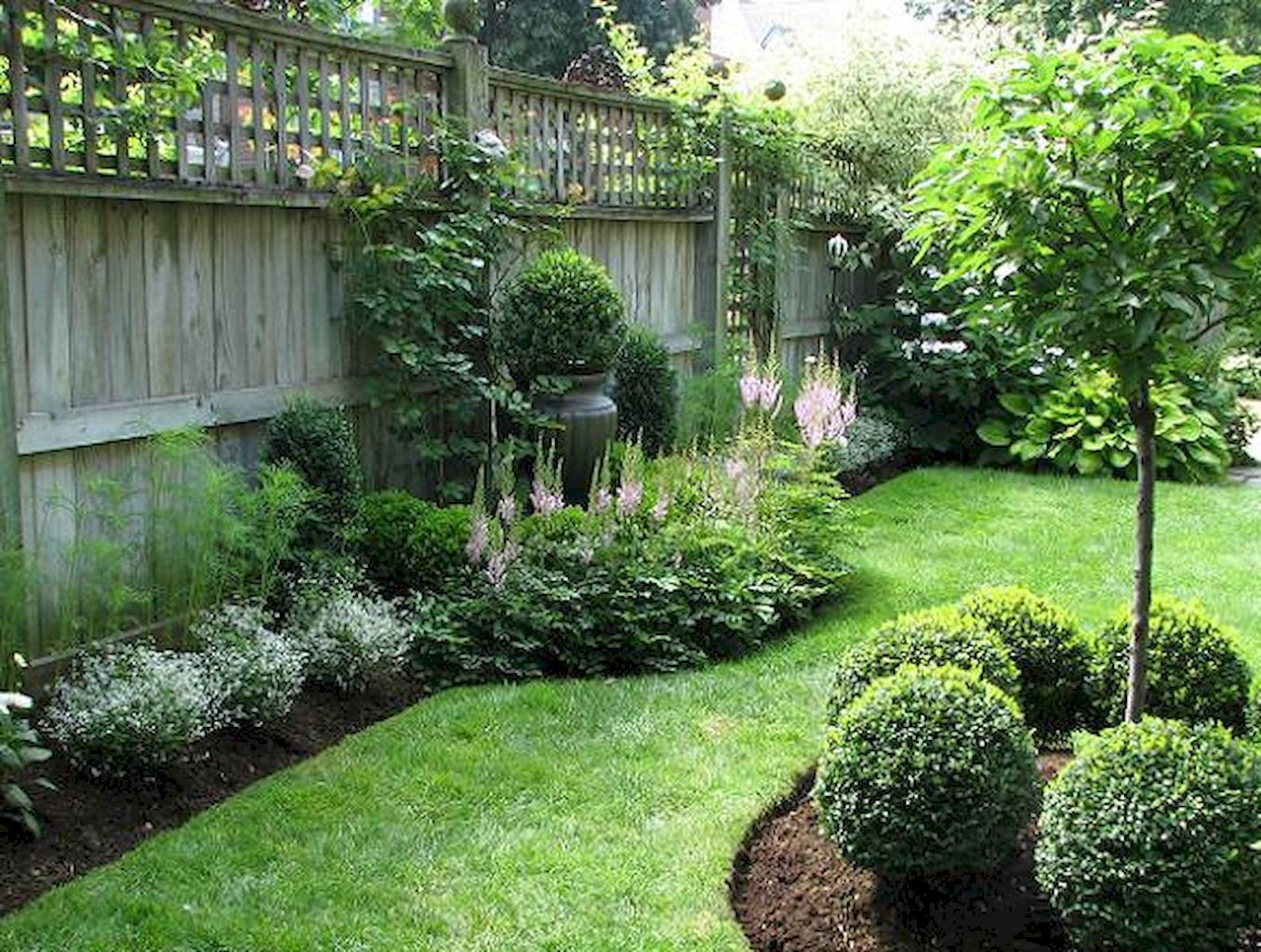 Pin Design Your Outdoor Living On Landscape Design Pinterest for Small Backyard Landscaping Ideas For Privacy