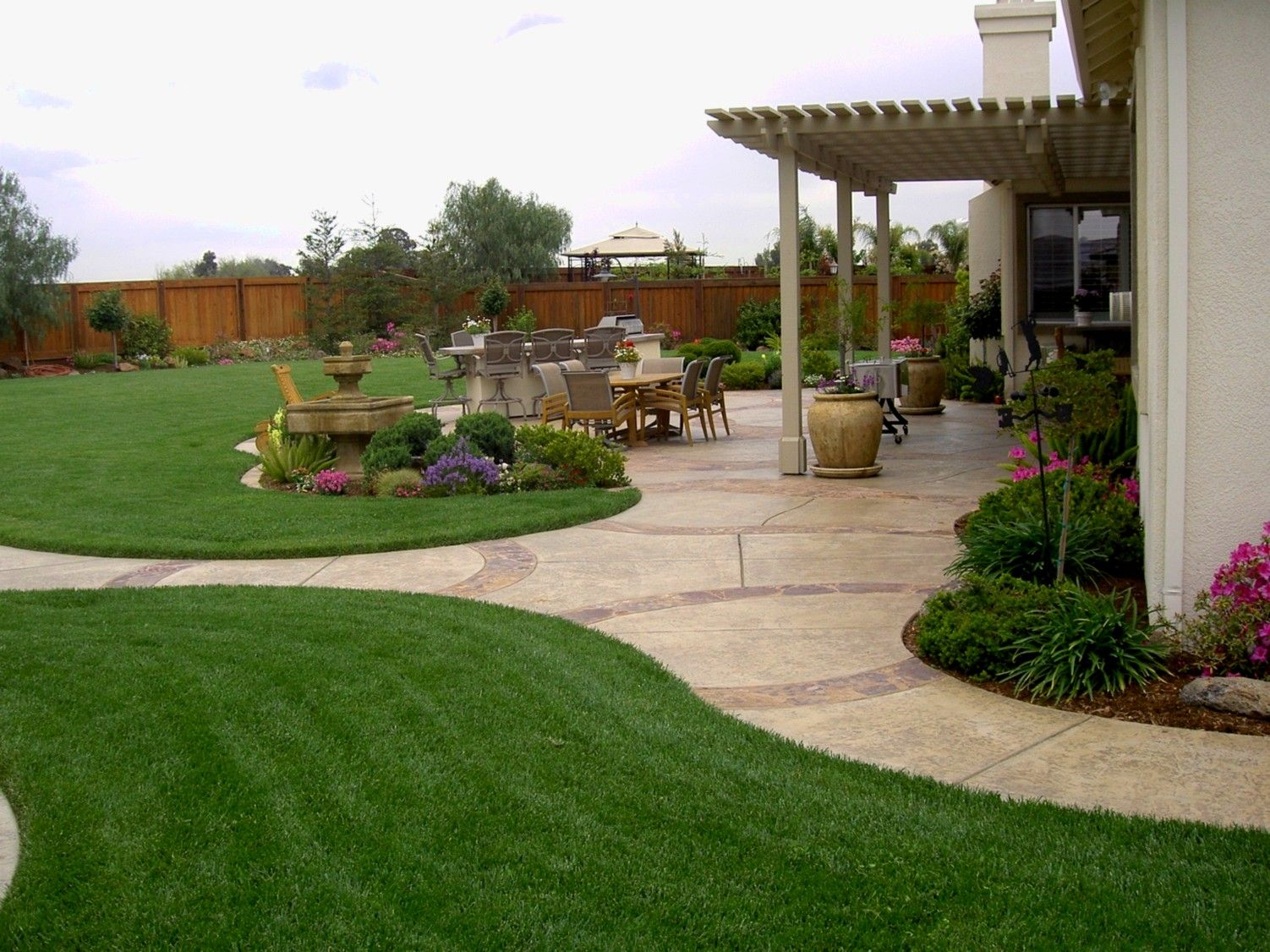 Pin Socorro Barrios On Home In 2019 Large Backyard Landscaping within 10 Some of the Coolest Designs of How to Craft Landscaping A Large Backyard
