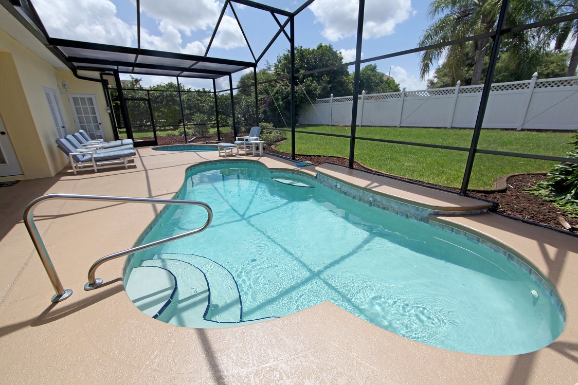 Pool Fence Ideas For Your Backyard In 2019 Guardian Pool Fence with regard to 15 Genius Designs of How to Make Backyard Pool Fence Ideas