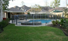 Pool Fencing Ideas The New Way Home Decor Impressive Fencing Ideas regarding Backyard Pool Fence Ideas