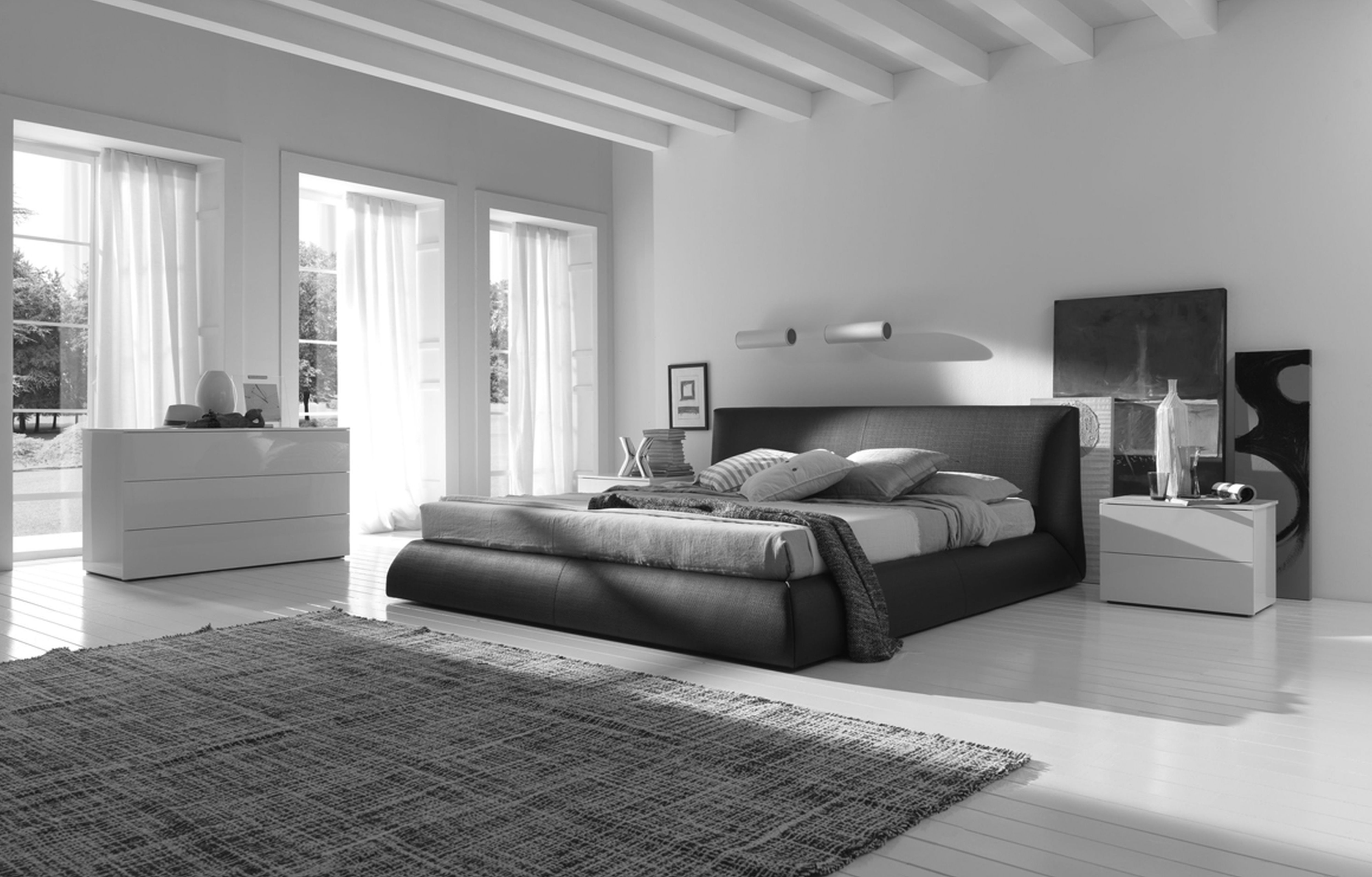 Pretentious Idea Modern Style Bedroom In The Design 2017 And pertaining to Modern Bedroom Styles