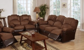 Red Barrel Studio Ingaret Reclining Living Room Set Reviews Wayfair throughout 15 Awesome Designs of How to Make Recliner Living Room Set