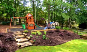 Sloped Backyard Landscaping Ideas Landscape S Luxury throughout 10 Awesome Designs of How to Make Landscaping For Sloped Backyards