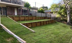 Sloping Backyard Landscape Ideas Fresh Perspective Landscapes inside Landscaping For Sloped Backyards