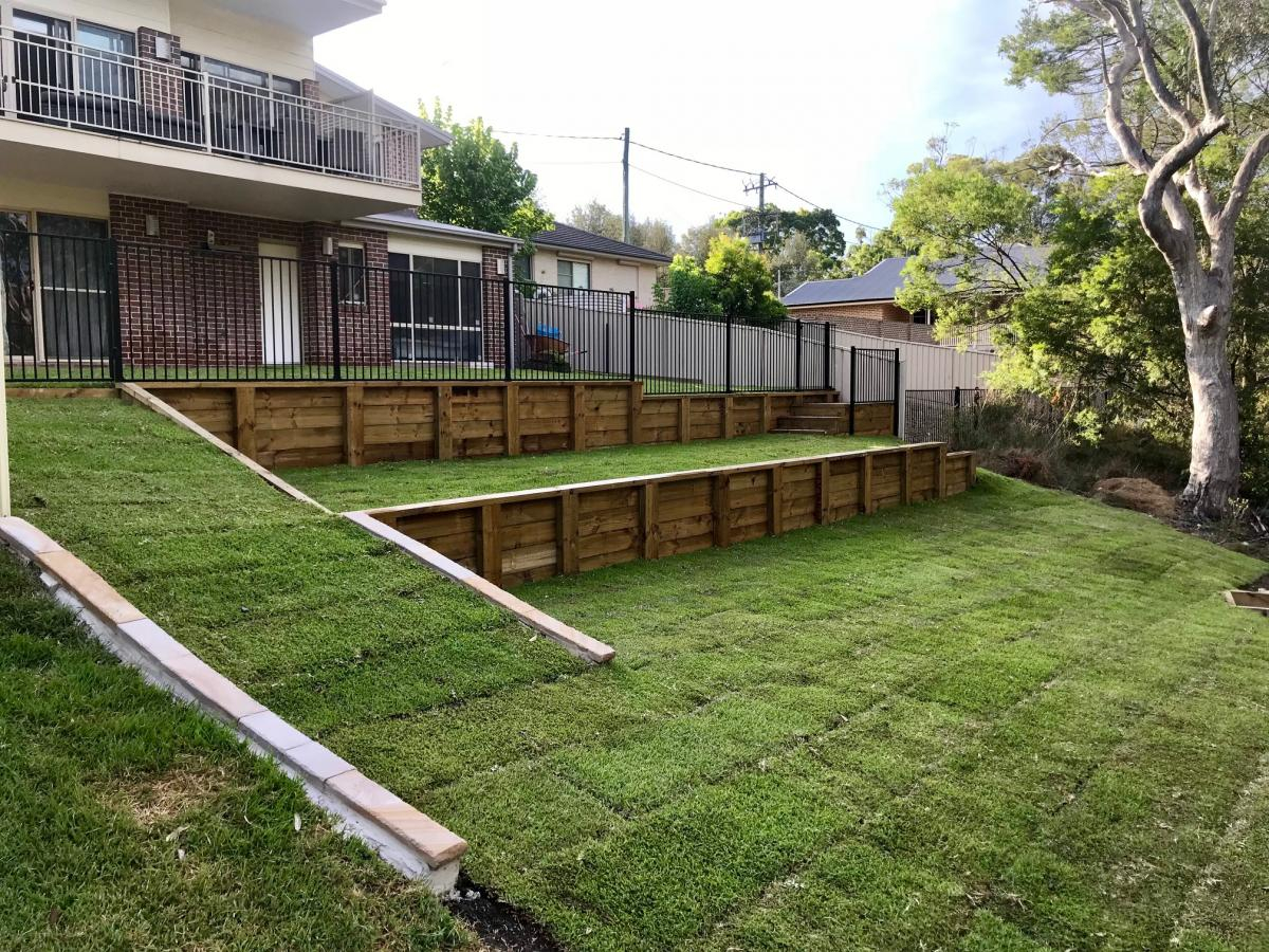 Sloping Backyard Landscape Ideas Fresh Perspective Landscapes within 11 Clever Designs of How to Improve Landscaping A Hillside Backyard