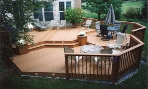 Small Backyard Decks Patios Air Home Products Deck And Patio for 14 Smart Initiatives of How to Makeover Patio Deck Ideas Backyard