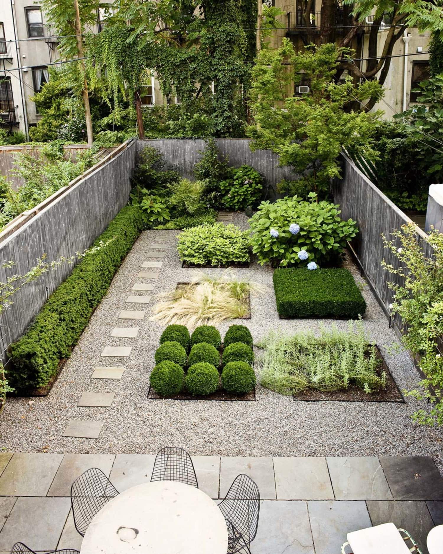Small Backyard Design Ideas Inspiration Apartment Therapy within Ideas For Small Backyard