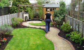 Small Backyard Garden Ideas Landscaping Design New within 11 Clever Initiatives of How to Improve Small Backyard Landscaping Ideas Pictures
