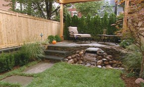 Small Backyard Landscaping Ideas For Privacy Lovely After throughout 14 Smart Tricks of How to Make Small Backyard Landscaping Ideas For Privacy