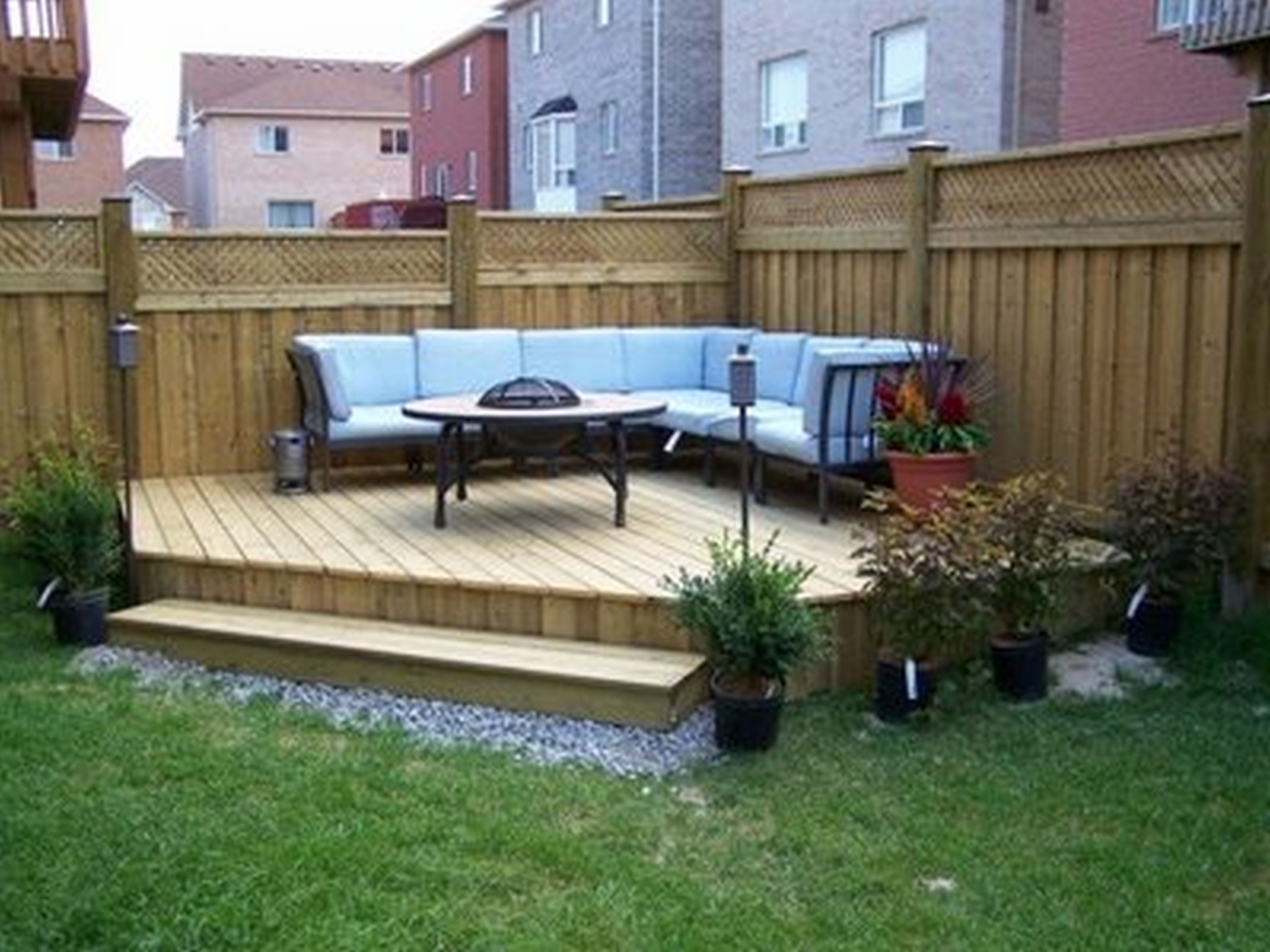 Small Deck Ideas For Small Backyards And Best Small Deck Ideas intended for 10 Some of the Coolest Ways How to Craft Small Deck Ideas For Small Backyards