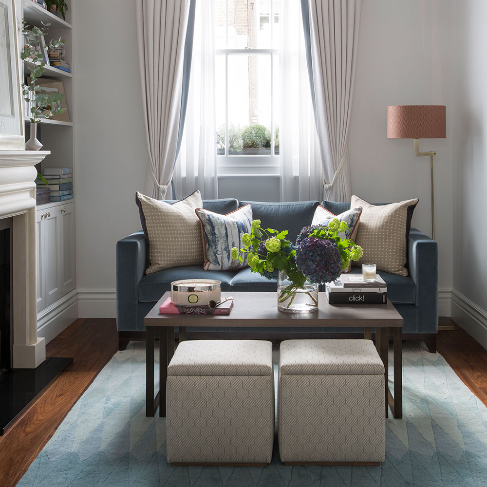 Small Living Room Ideas How To Decorate A Cosy And Compact Sitting in Living Room Sets For Small Living Rooms
