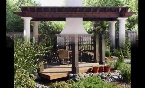 Small Patio Gazebo Design Ideas Youtube in 13 Clever Initiatives of How to Make Small Backyard Gazebo Ideas