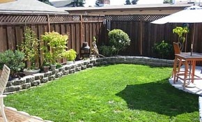 Small Simple Backyard Ideas On A Budget Best House Design inside Backyards Ideas