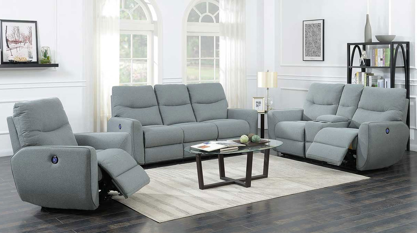 Sophie Power Reclining Living Room Set Steve Silver Furniture pertaining to 14 Awesome Concepts of How to Make Living Rooms Sets