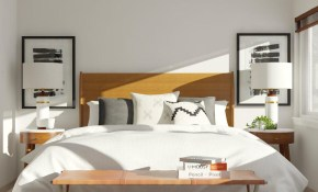 Style Spotlight Mod Visionary Mid Century Bedrooms Apartment pertaining to Modern Bedroom Images