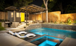 Swimming Pool Cabana Ideas Modern 5 Backyard On Regarding with regard to 14 Awesome Initiatives of How to Build Backyard Cabana Ideas