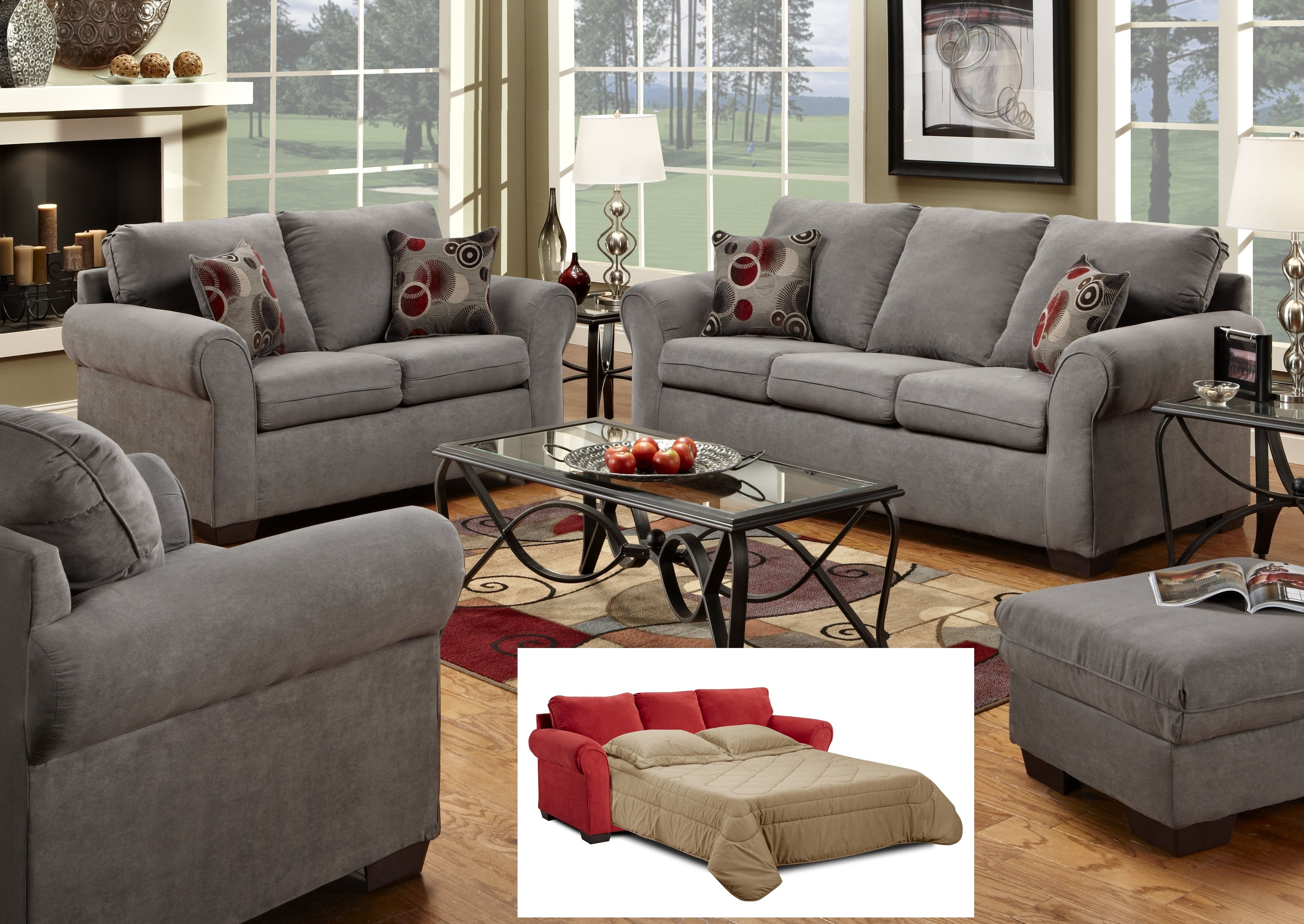 Tables Sets Plaid Slipcovers Table Room Sofa Sofas Chic Barclay pertaining to 13 Smart Ideas How to Make Country Style Living Room Sets
