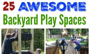 The Best Backyard Diy Projects For Your Outdoor Play Space Frugal in Backyard Structure Ideas