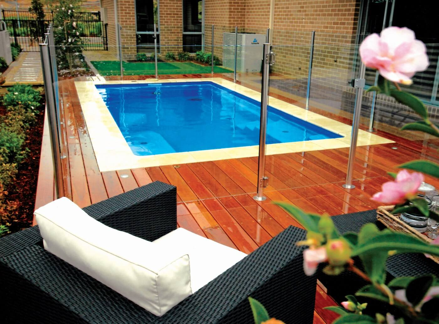 The Best Pool Design Ideas For Your Backyard Compass Pools Australia in 12 Awesome Concepts of How to Improve Backyard With Pool Design Ideas