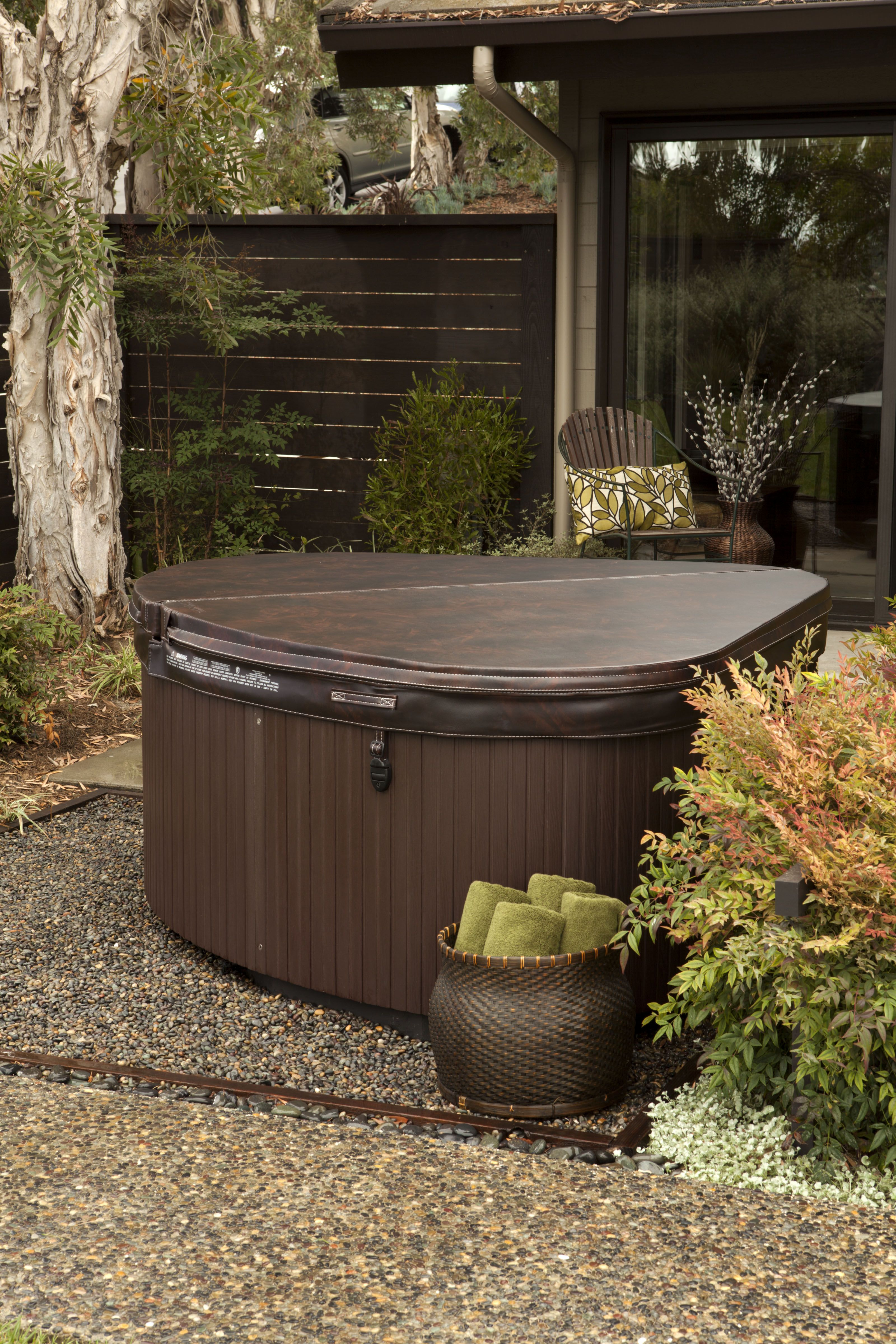 The Perfect Hot Tub For A Small Backyard Invest In Wellness And pertaining to 11 Some of the Coolest Designs of How to Makeover Hot Tub Backyard Ideas